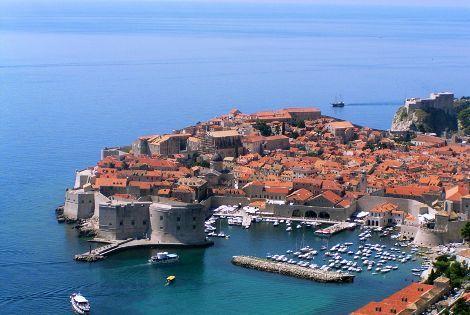 Escale en Croatie