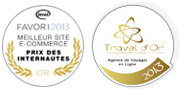 Prix des internautes 2013 - Promovacances.com Elu Meilleure agence de Voyages en ligne 2013