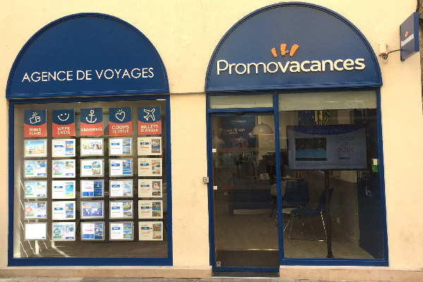 Agence de voyages saint brieux 22 promovacances for Agence de decoration