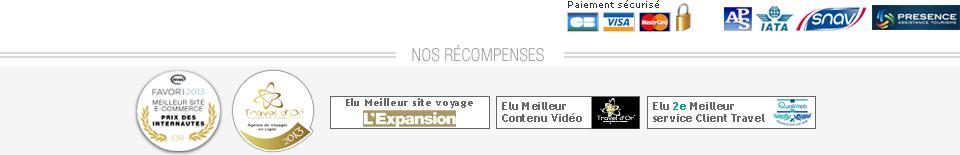 Promovacances.com Elu Meilleure agence de Voyages en ligne 2011