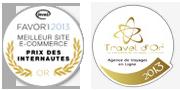 Promovacances.com Elu Meilleure agence de Voyages en ligne 2013