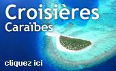 Croisières Caraïbes !