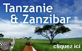 Tanzanie & Zanzibar !